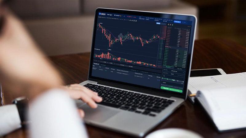 Học Trade Coin không cần vốn trên sàn OKEx với giao dịch mô phỏng